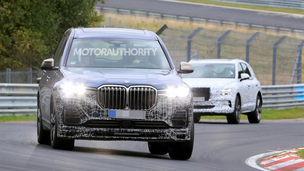 2021 BMW X7 M Wallpapers