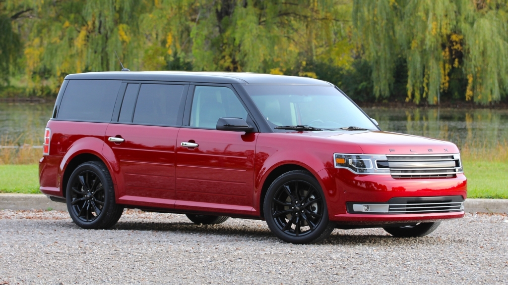 2021 Ford Flex Images