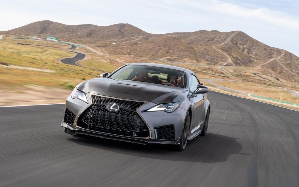2021 Lexus RC Price