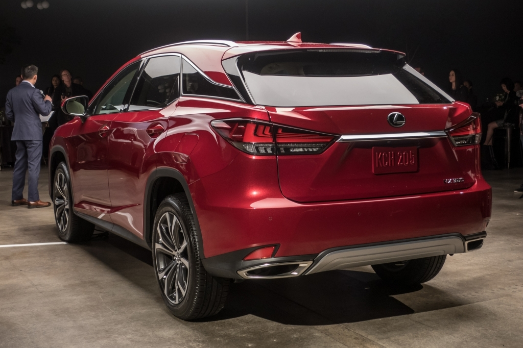 2021 Lexus RX 350 Concept