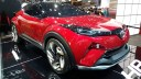 2021 Toyota CHR Spy Photos