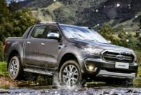 2021 Ford Ranger V6 Release date