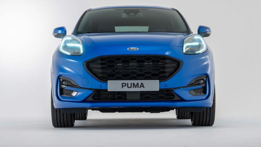 2021 Ford Puma Concept