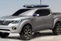 2021 Renault Alaskan Spy Shots