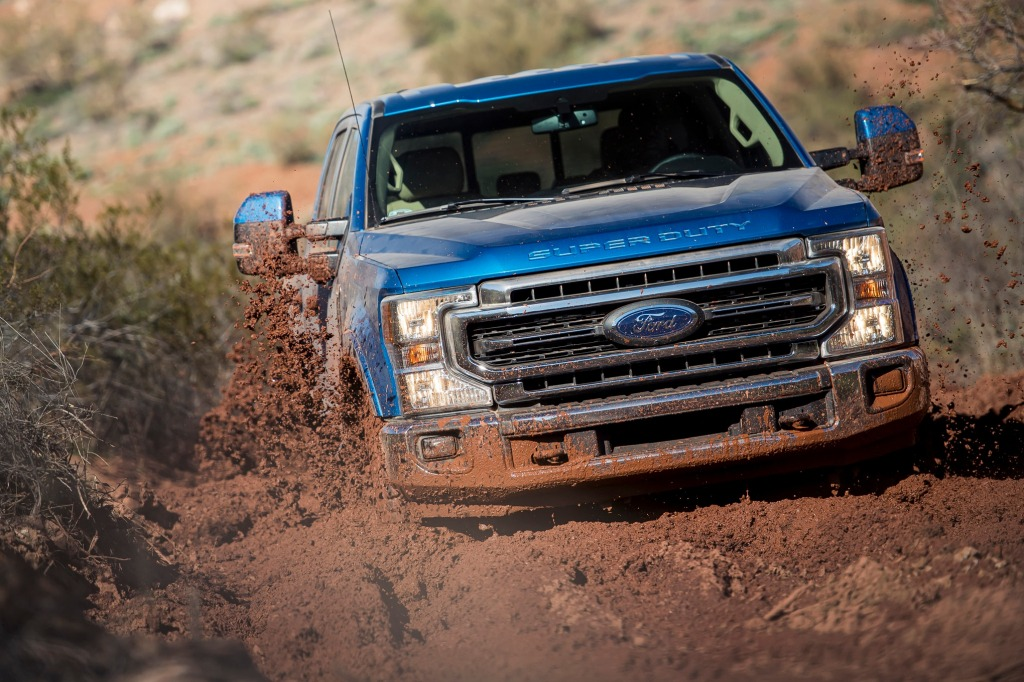 2022 Ford F250 Wallpapers
