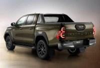 2022 Toyota Hilux Powertrain