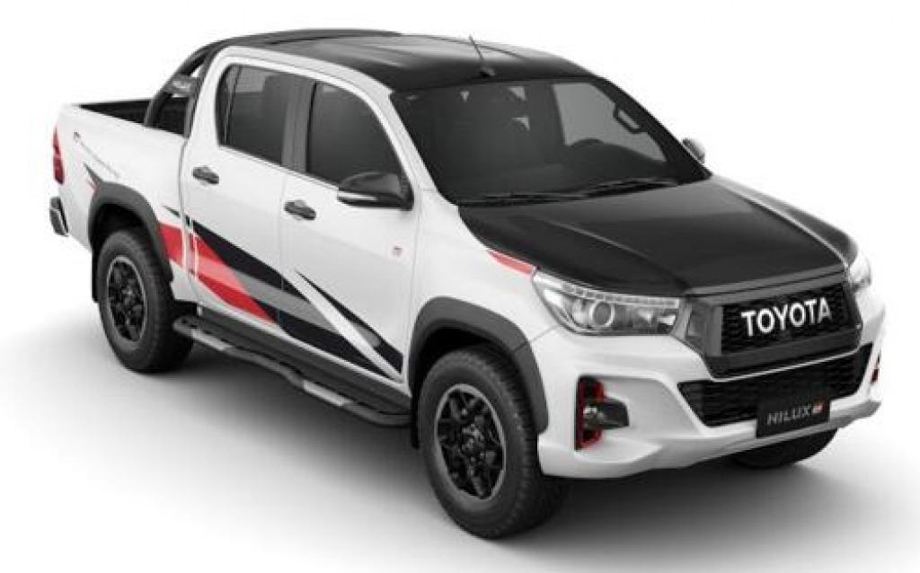 2022 Toyota Hilux Wallpapers