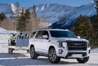 2022 GMC Yukon Pictures