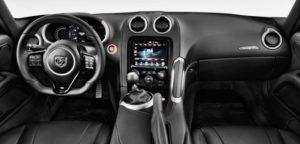 2018 Dodge Viper SRT GTS-R Interior
