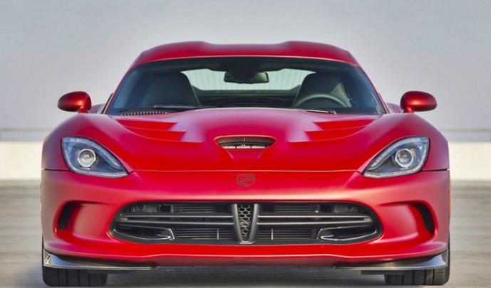 2018 Dodge Viper SRT GTS-R Reviews
