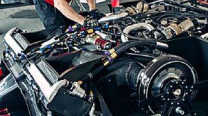 2018 Nissan GTR R36 Hybrid Engine
