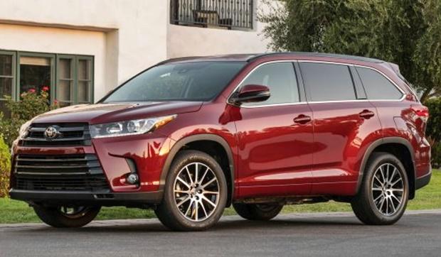 2019 Toyota Highlander Style