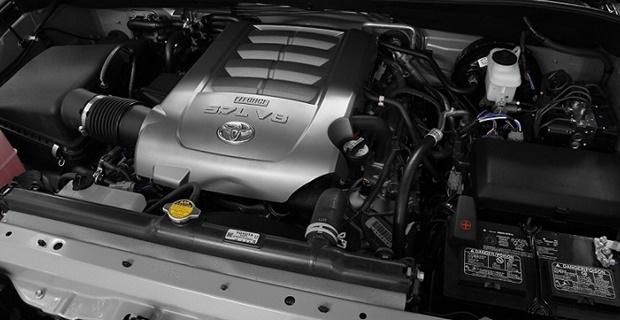 2019 Toyota Sequoia Engine