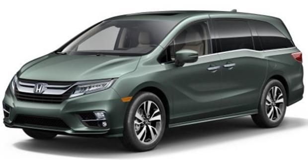 2019 Honda Odyssey Release Date Canada
