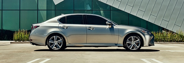 2019 Lexus GS 350 Exterior