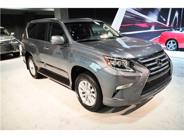 2019 Lexus GX 460 Review