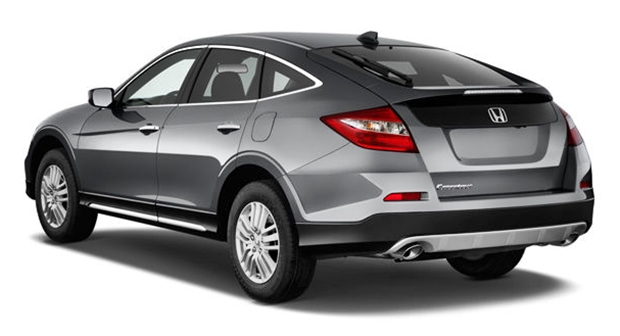 2019 Honda Crosstour Rear View