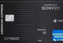 Amex Marriott Bonvoy Brilliant信用卡【2021.5更新:史高125K+$200,05/12截止】