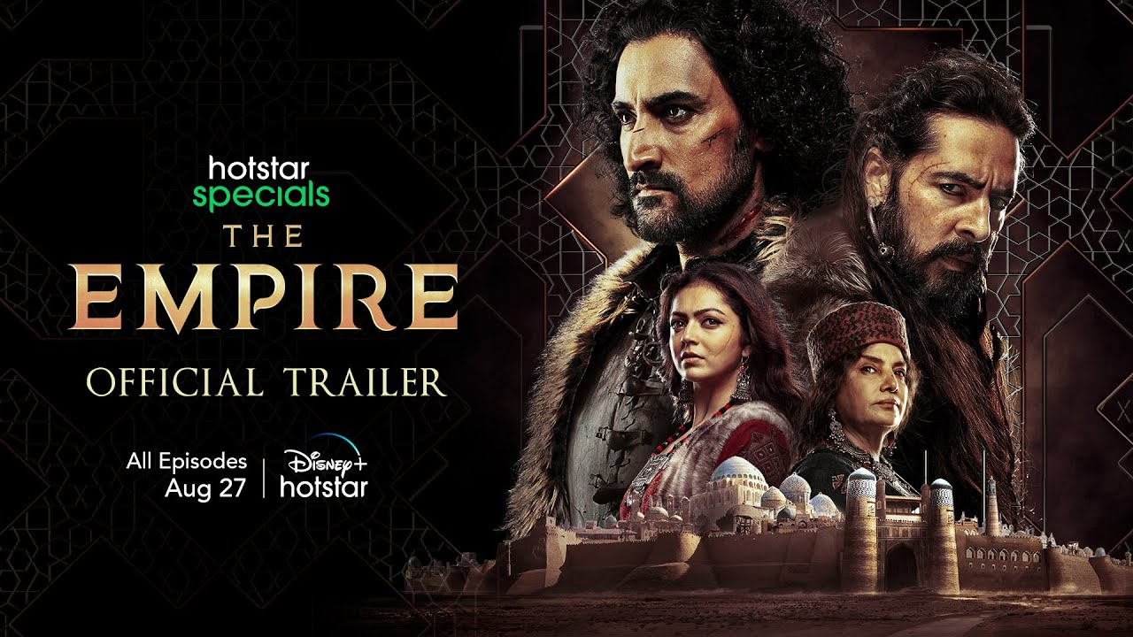 The Empire Web Series Download Leaked by Filmyzilla, Filmymeet