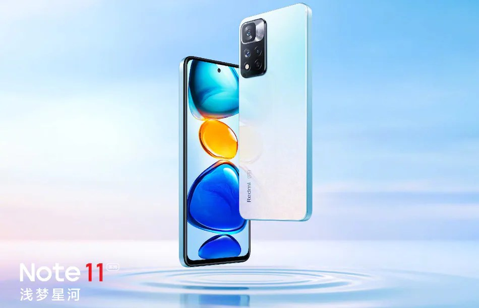 redmi note 11 weibo 2 Redmi Note 11 series Shallow Dream Galaxy color option teased ahead of launch