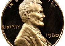 1960 Proof Cent