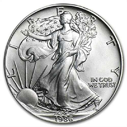 1986 Silver American Eagle