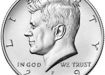 2019 Kennedy Half Dollar