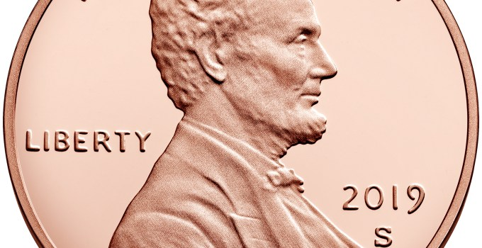 2019-S Lincoln Cent