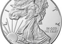 2019 American Eagle Silver Proof Obverse