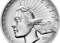 2019 American Liberty Silver Medal Obverse
