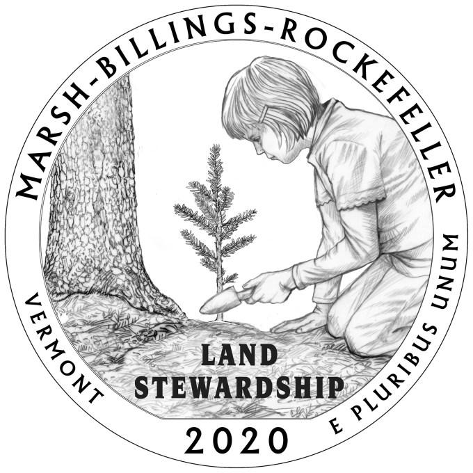 2020 America The Beautiful - Marsh-Billings-Rockefeller National Historical Park