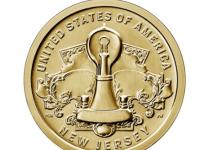 New Jersey American Innovation Dollar Reverse