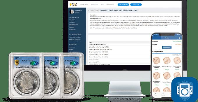 PCGS CAC Set Registry