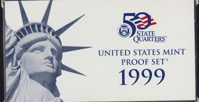 1999 Proof Set