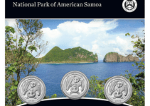 National Park of American Samoa America the Beautiful 3-Coin Set