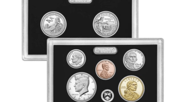 2021 Silver Proof Set (Image Courtesy of The United States Mint)