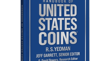2022 Edition of The Officail Blue Book of United States Coins (Image Courtesy of Whitman Publishing)
