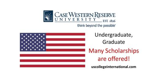 Case Western Reserve University Scholarships