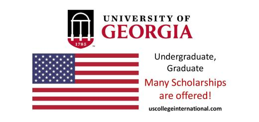 University of Georgia Scholarships
