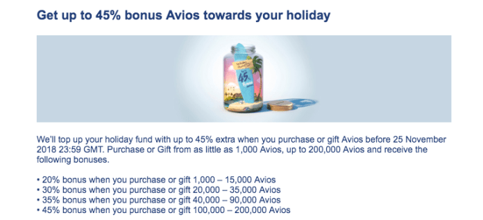airlines-buy-miles-promotions-ba-45-bonus