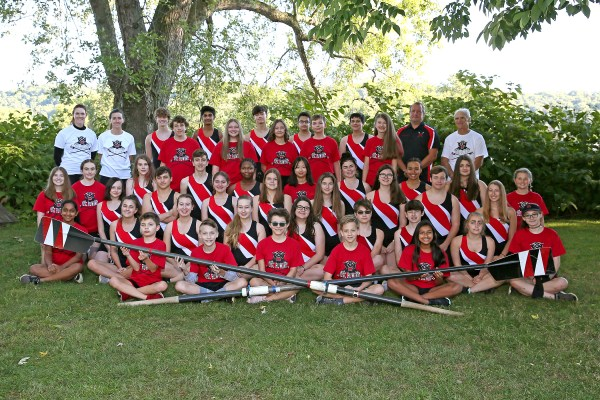 USC Rowing Team 2020-2021 photos