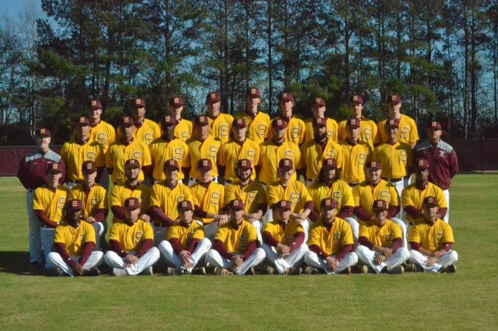 USC Salk Men's Baseball Team Photo