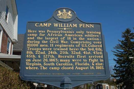 Pennsylvania State Historical Marker