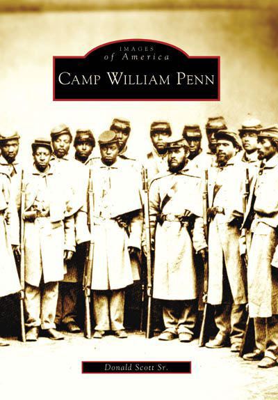 Camp William Penn book
