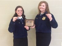 Southeast FFA Job Interview A - Zoey Ball and Sara Goins