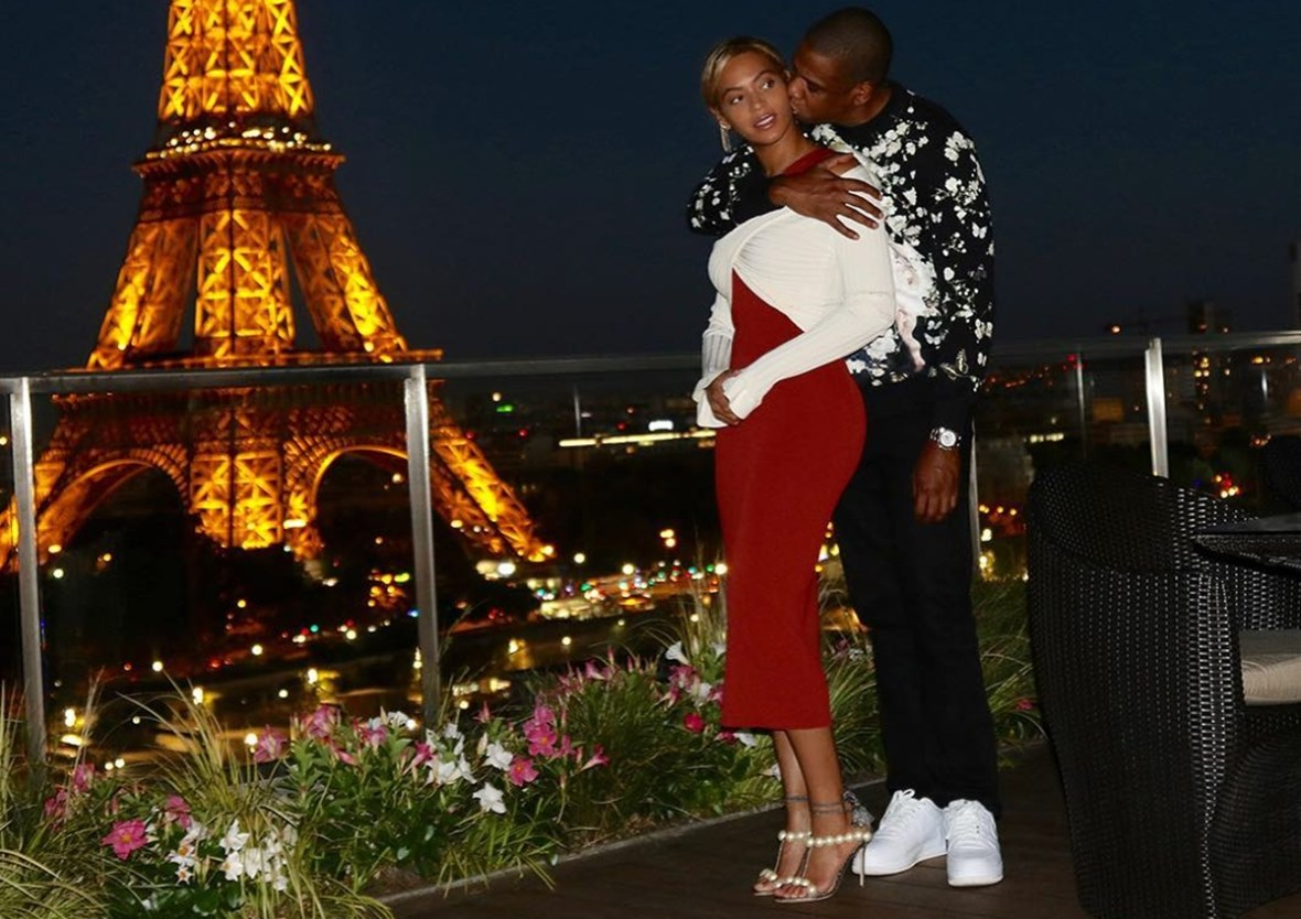 Beyonce Jay Z Twins Doing Well