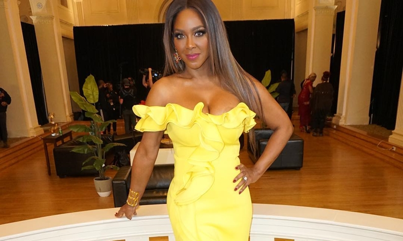 Kenya Moore The Real Housewives Of Atlanta Marc Daly