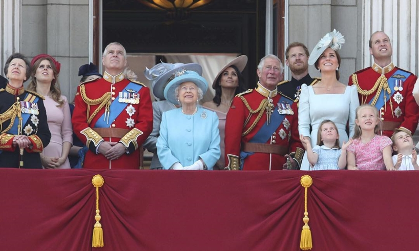 Meghan Markle Prince Harry Queen