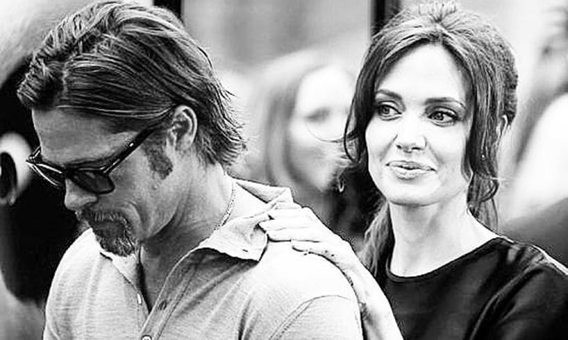 Brad Pitt Angelina Jolie Custody