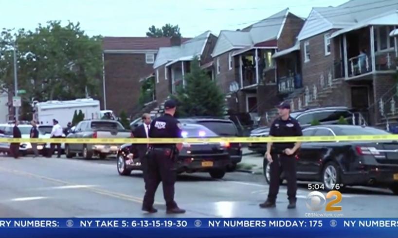 Susan Muller New York Police Shooting